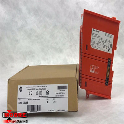 China 5069-OBV8S 5069OBV8S  Allen Bradley  AB safety output module fabriek