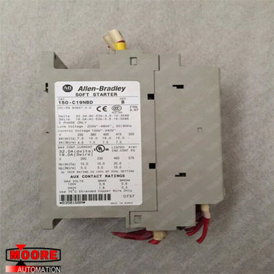 China 150-C19NBD 150C19NBD  Allen Bradley  AB  SMC-3 Smart Motor Controller with Open Enclosure fabriek